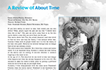 A Review of About Time